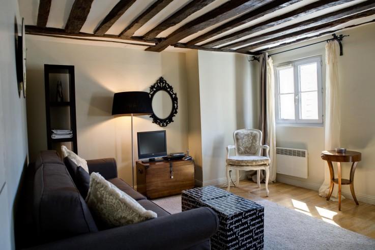Hometown sp cialiste de la location courte dur e paris for Recherche appartement atypique paris